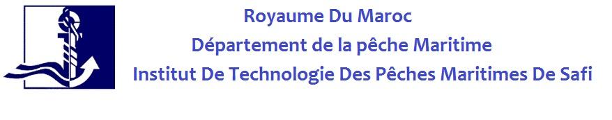 Institut De Technologie Des Pêches Maritimes De Safi Maroc